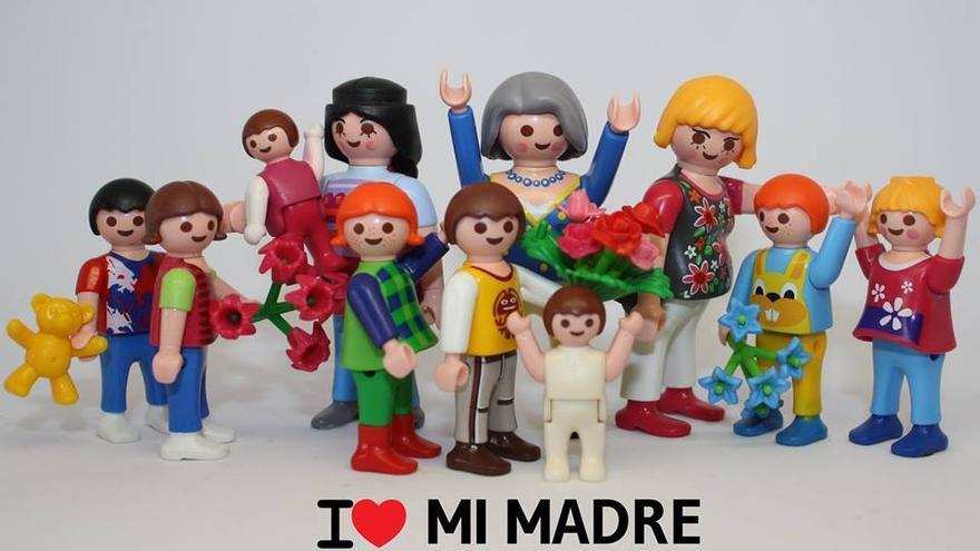 I love Día de la Madre