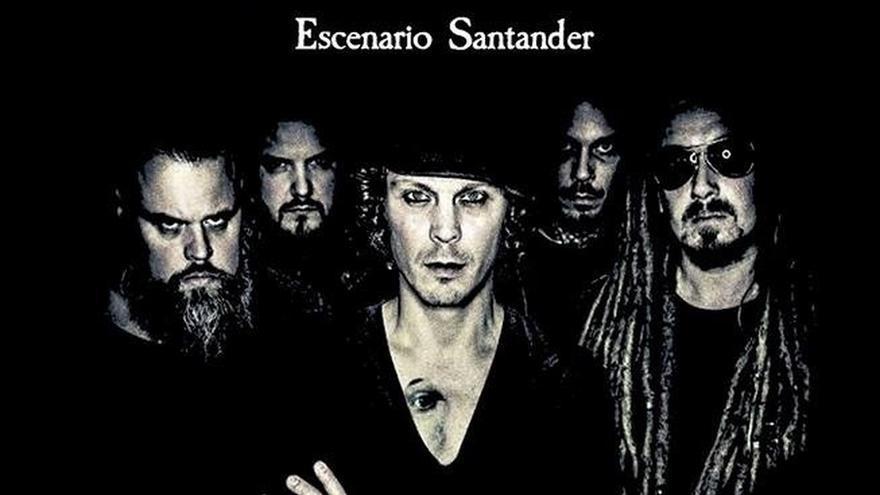 HIM actuará el 16 de junio en Escenario Santander en una de sus tres fechas en España