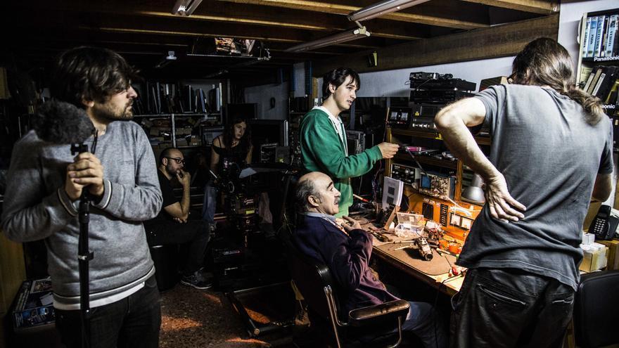 'Namnala' es el quinto cortometraje del director cántabro Nacho Solana.