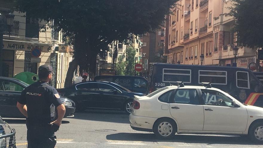 El agente apuñalado mortalmente en Valencia tenía 51 años y era subinspector de Homicidios