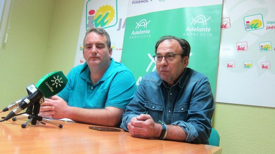Podemos e IU presentan un acuerdo con Lucía Real como candidata a Alcaldía, pero sin cerrarlo a otras fuerzas