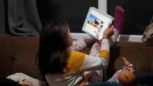Unicef pide limitar el uso de pantallas en la educación a distancia: no más de hora y media diaria hasta los 12 años