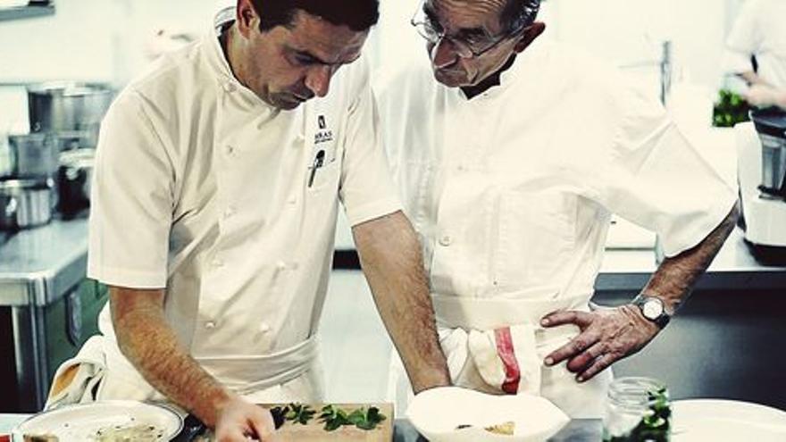 Sabor franc s y cin filo en el hay festival de segovia for Frances culinario