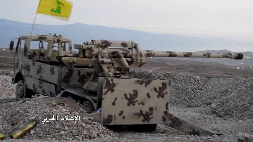 Hizbulá consolida sus posiciones en las montañas arrebatadas a los yihadistas