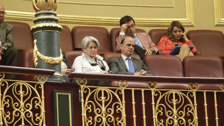 La vicepresidenta navarra avisa a Barkos de que cambiar el Convenio Económico exige una larga negociación