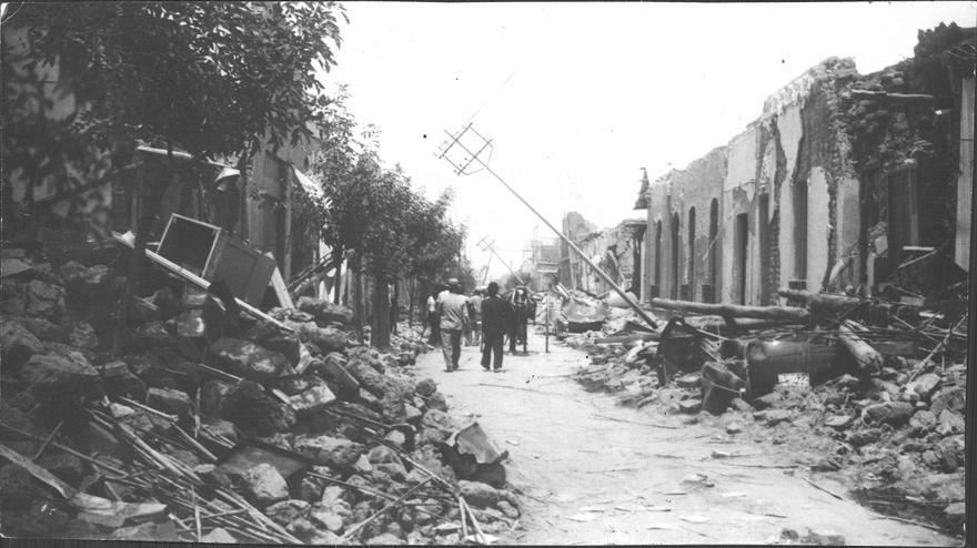 El terremoto que destruyó parte de la ciudad de San Juan en 1944