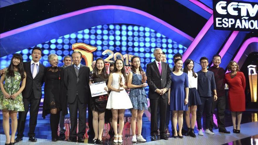 El dominio del idioma español es llevado a concurso por segunda vez en China