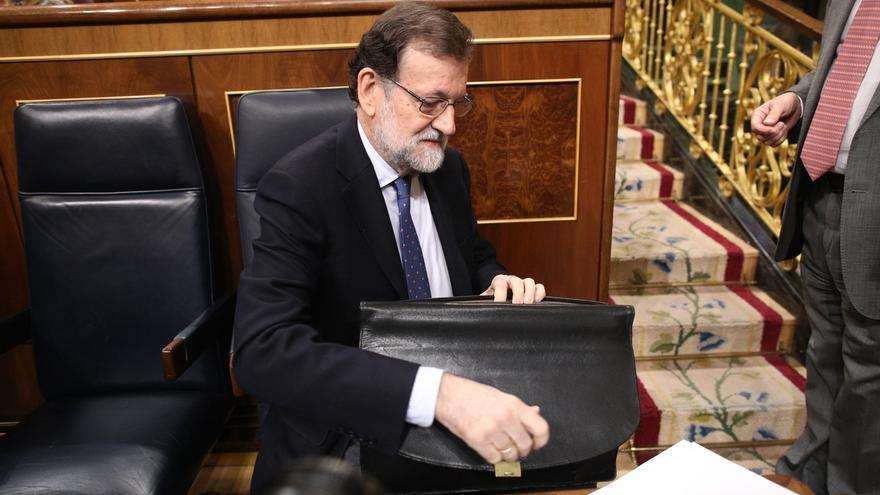 PSOE y Podemos piden al PNV que permita la comparecencia de Rajoy en el Congreso por el caso Gürtel