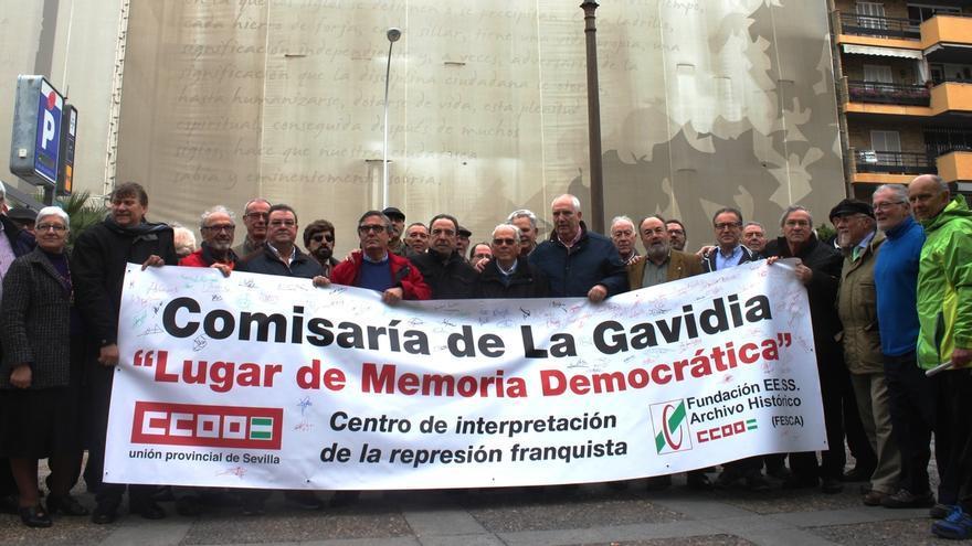 """La figura de Lugar de Memoria aprobada para la Gavidia incluye un """"régimen de protección"""" ceñido a la Junta"""