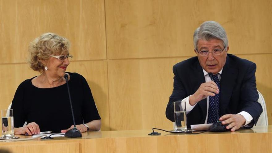 El plan para urbanizar la zona del Calderón echa de nuevo a andar