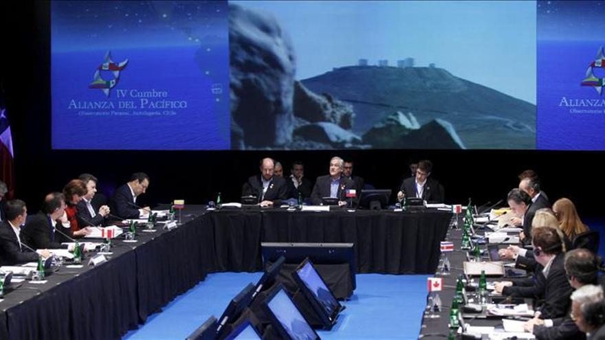 Los países de la Alianza del Pacífico avanzan en la integración de los mercados financieros
