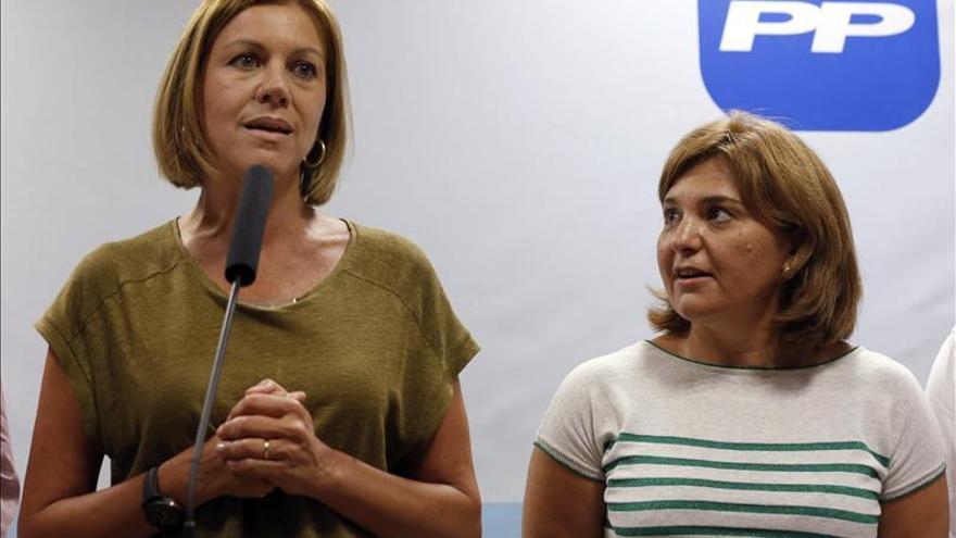 Isabel Bonig, nueva presidenta del PP valenciano