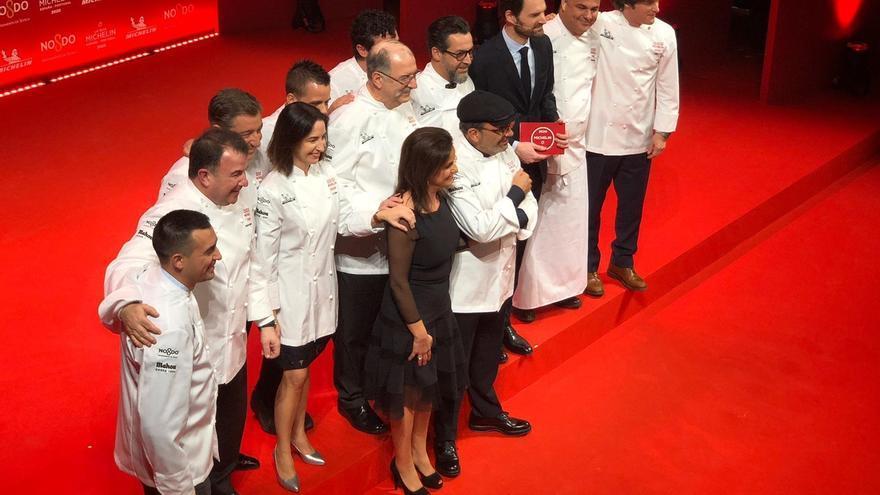 'El Cenador de Amós' de Jesús Sánchez, nuevo tres estrellas Michelin