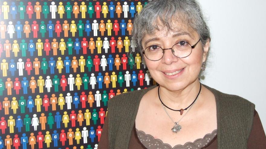 Giulia Tamayo, investigadora de Amnistía Internacional. Copy: AI