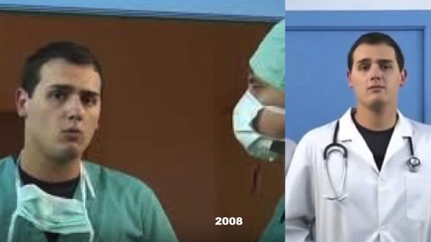 Rivera médico spot 2008