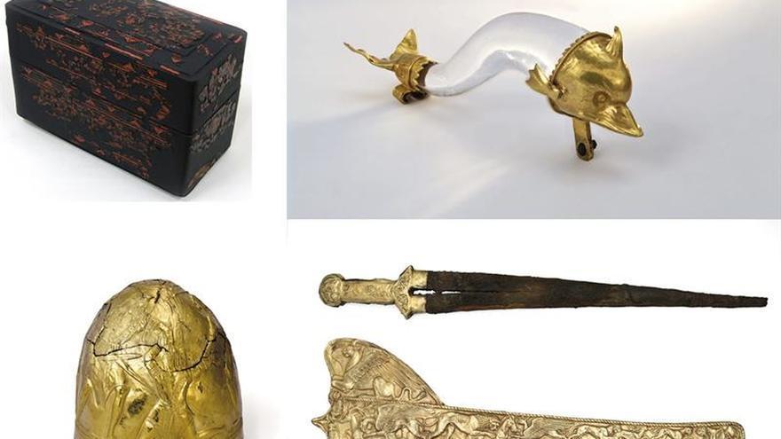 Holanda devolverá a Ucrania la colección de oro de los Museos de Crimea