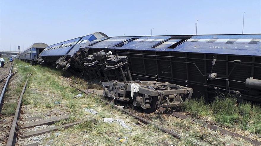 Choque de trenes en el oeste de Moscú causa 31 heridos, incluidos extranjeros