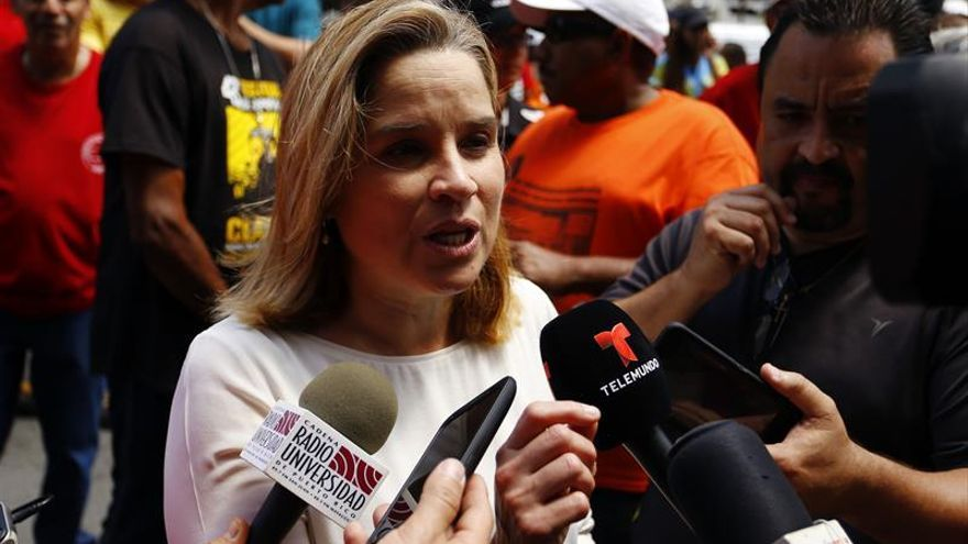 "La alcaldesa de San Juan le contesta a Trump que es ""incapaz de ayudar"""