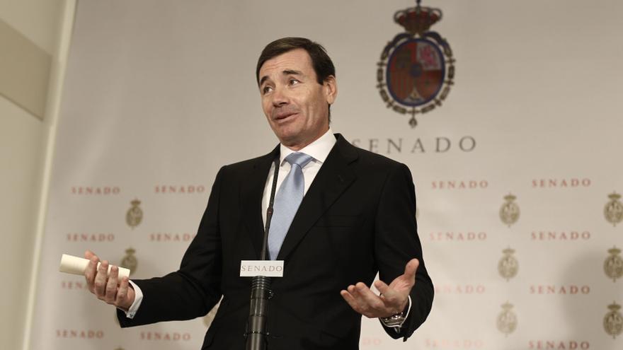 Gómez dice que dimite como senador para no facilitar la elección de Martínez Tristán para el CGPJ