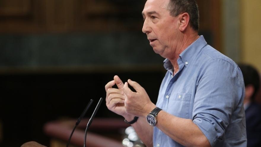 """Baldoví dice sentirse """"más cómodo"""" con las posiciones de Errejón que con las de Iglesias"""