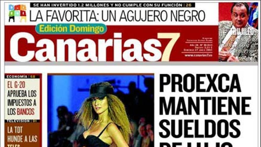 De las portadas del día (27/06/2010) #3