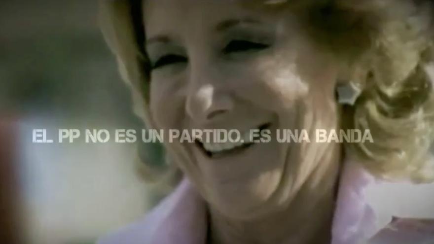 Vídeo de Izquierda Unida sobre 'Los SoPPrano'