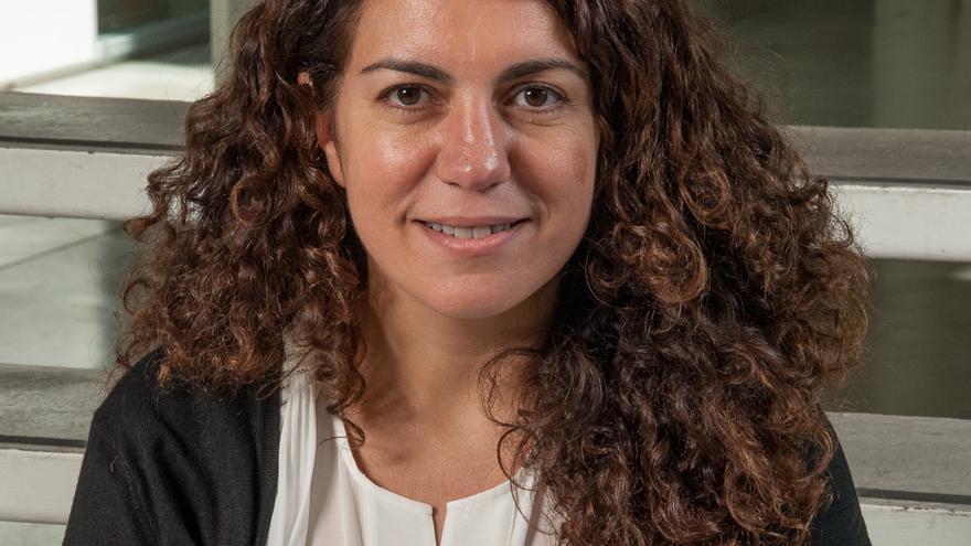 Marta Barrera, abogada del Colectivo Ronda