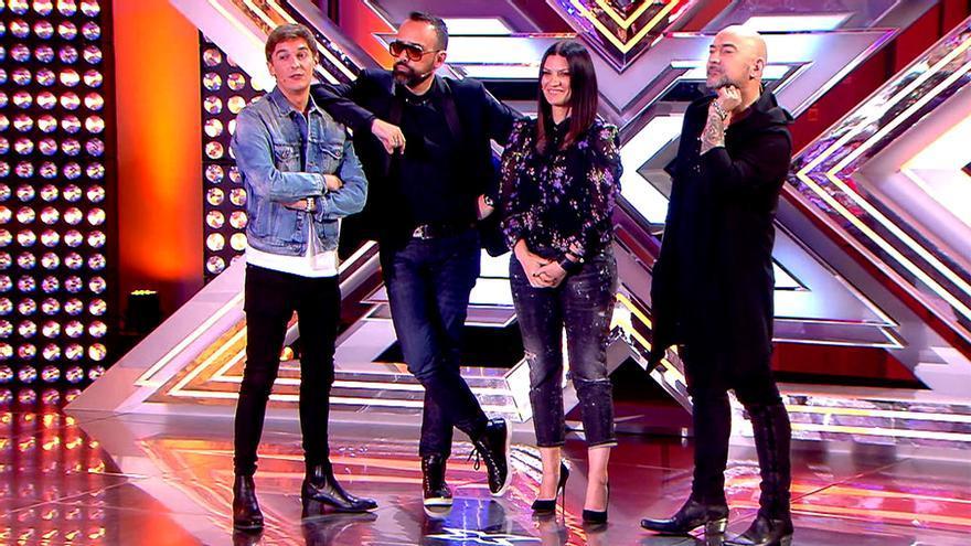 Factor X en Telecinco