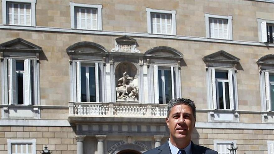 """El PP ve un """"grave error"""" que Puigdemont vaya a una manifestación independentista"""