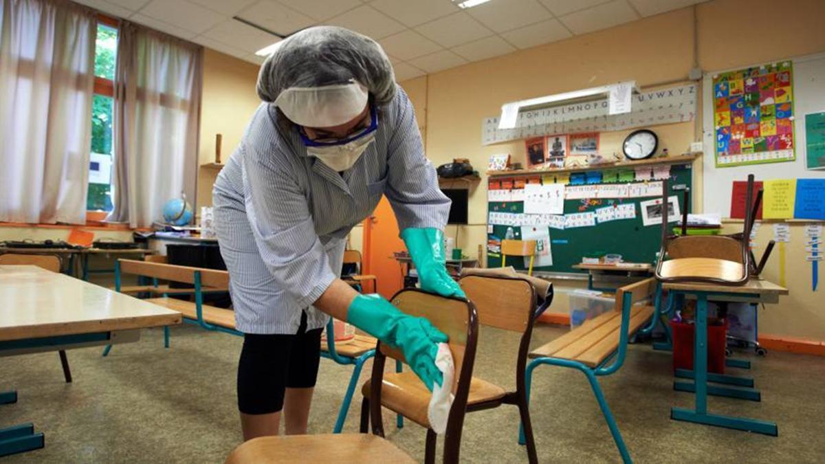 El Gobierno porteño publicó la actualización de los protocolos escolares
