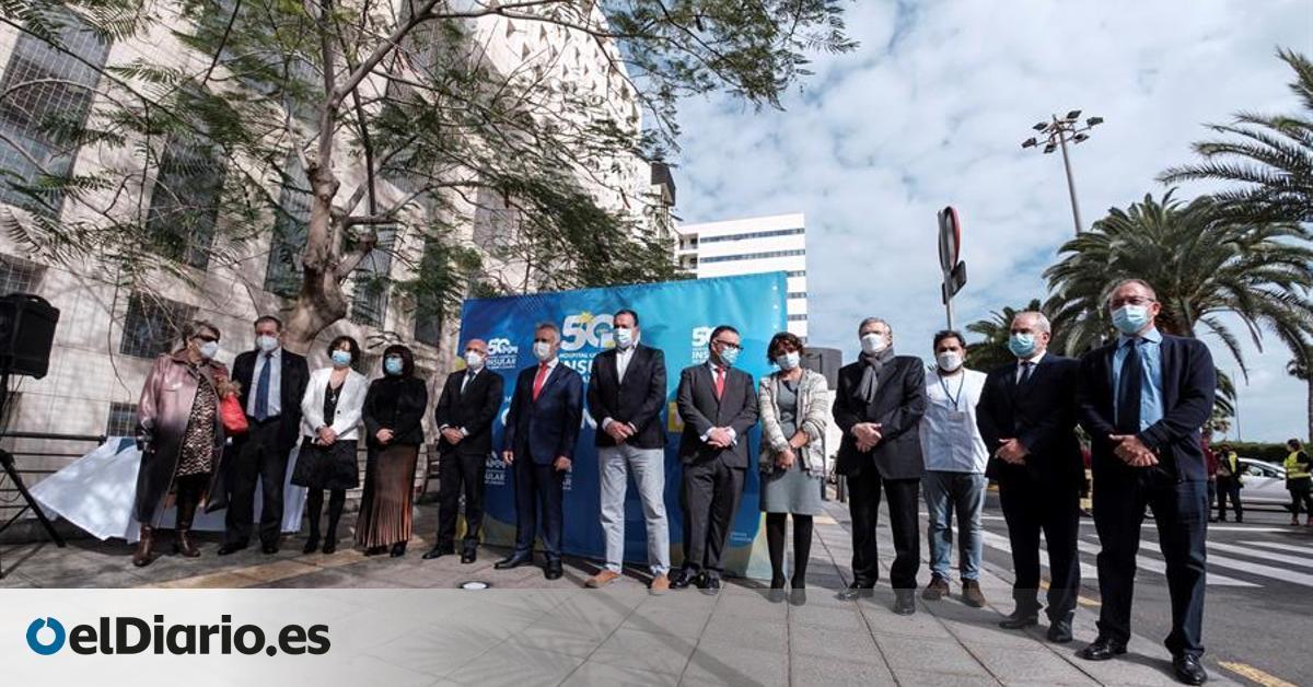 El Hospital Universitario Insular de Gran Canaria conmemora sus 50 años