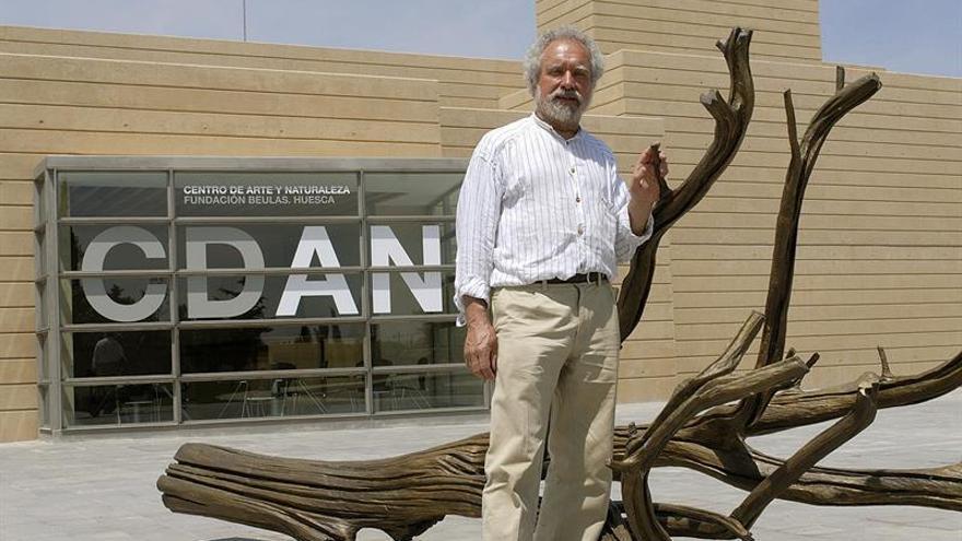 Muere el escultor portugués Alberto Carneiro a los 79 años