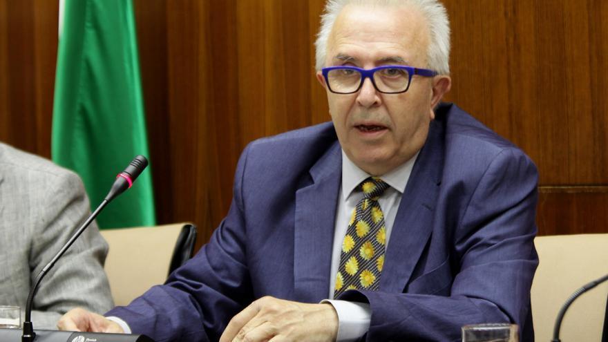 """Junta de Andalucía considera las balanzas fiscales una """"absoluta milonga"""" y espera que """"no se publiquen nunca"""""""