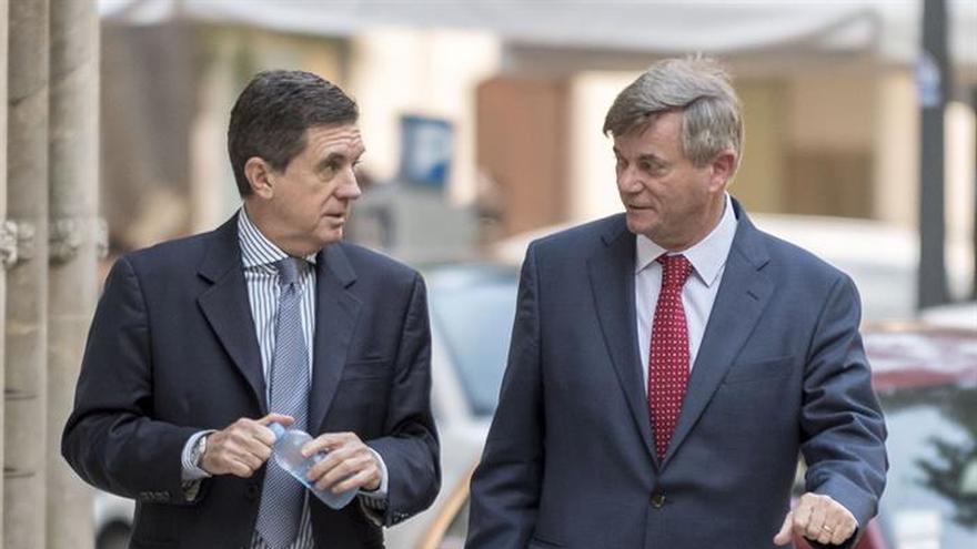 Calatrava afirma que el proyecto que le encargó Matas para Palma está vigente
