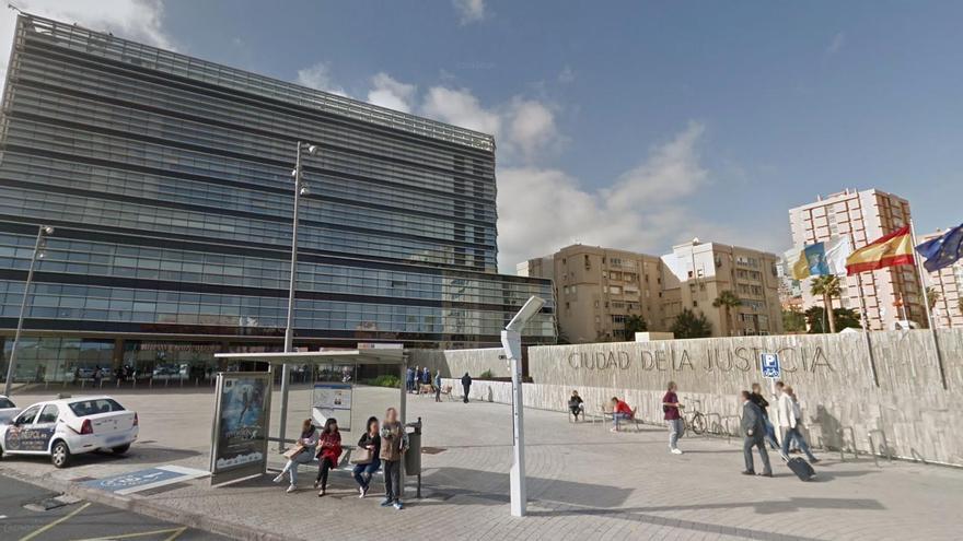 Palacio de Justicia en Las Palmas de Gran Canaria