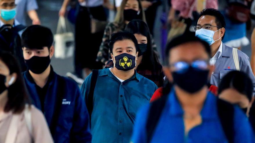 Tailandia capea el temporal de la COVID-19 con 100 días sin contagios locales