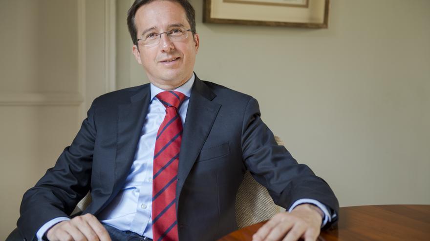 José Ignacio Conde Ruiz autor del libro ¿Qué será de mi pensión?. Foto: Tamara Arranz