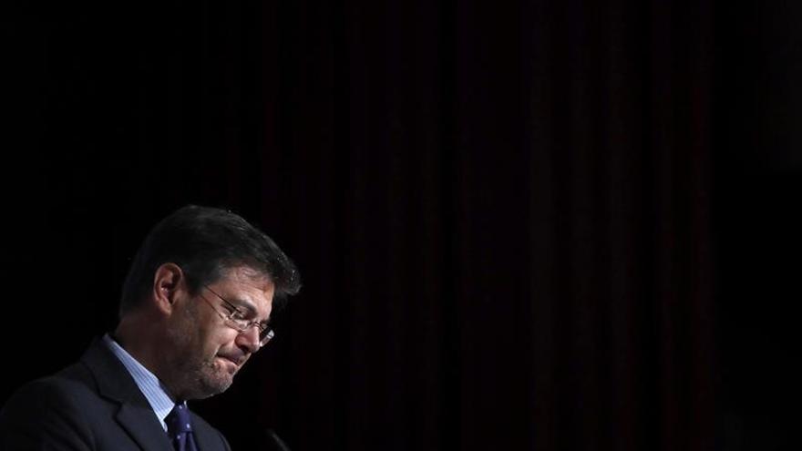 """Catalá: """"Si alguien tiene pruebas de injerencia en fiscales que lo acredite"""""""