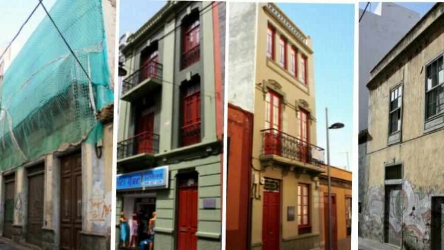 Otro grupo de edificios que podría acogerse a la modalidad de demolición con solo documentar lo preexistente con fotos y planos