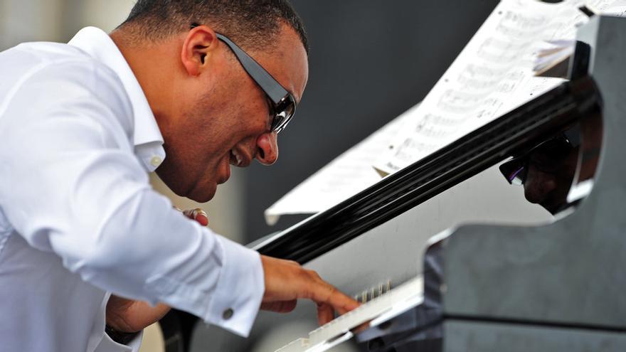 El músico cubano, Gonzalo Rubalcaba