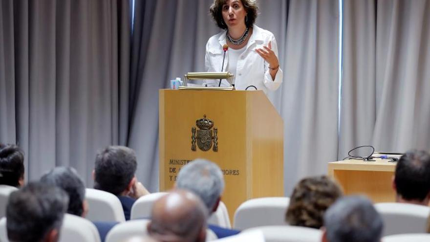 Irene Lozano: Azaña estaría orgulloso de la España plural y tolerante de hoy