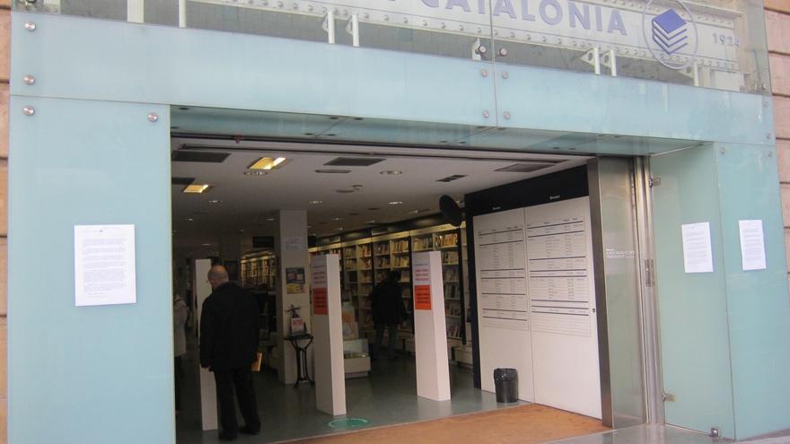 McDonald's abrirá en verano un restaurante en la clausurada Librería Catalònia