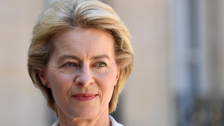 Ursula von der Leyen se reunirá mañana en Madrid con Sánchez y con Borrell