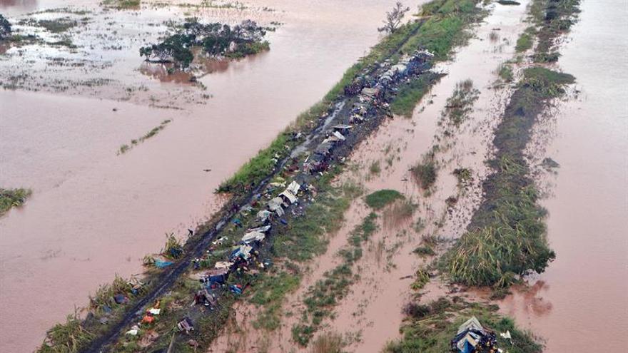Más de 200.200 desaparecidos por el ciclón en África, según la Cruz Roja