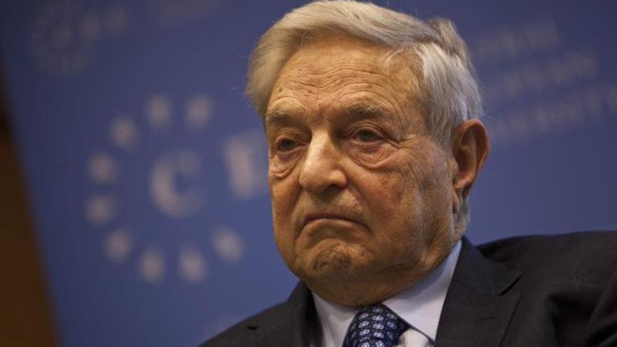 La fundación de Soros se retira de Hungría por la creciente represión
