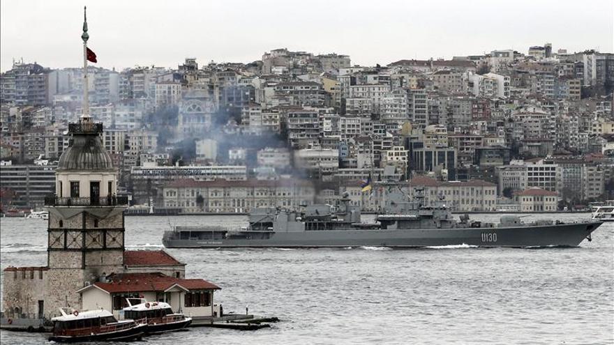 Ucrania y EEUU comienzan los ejercicios navales conjuntos en el mar Negro
