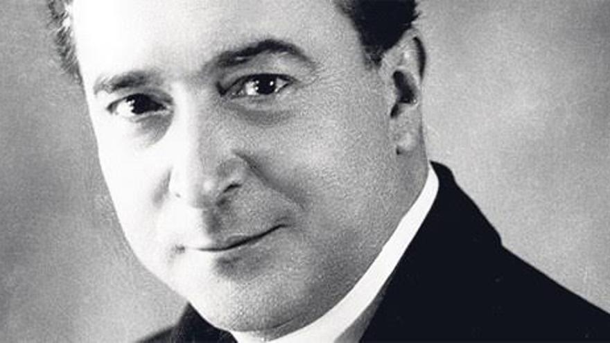 Retrato de Julio Camba, cortesía de Fórcola Ediciones