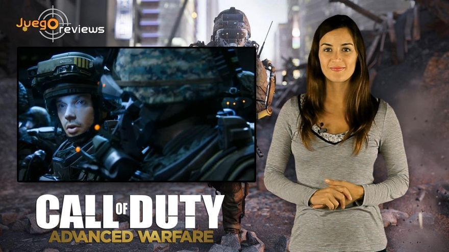 Videoanálisis de Call of Duty Advanced Warfare
