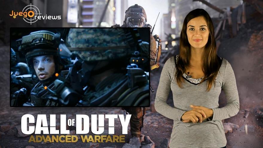 Videoanálisis de Call of Duty Advanced Warfare