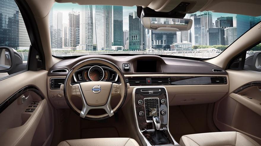 Interior Volvo S80